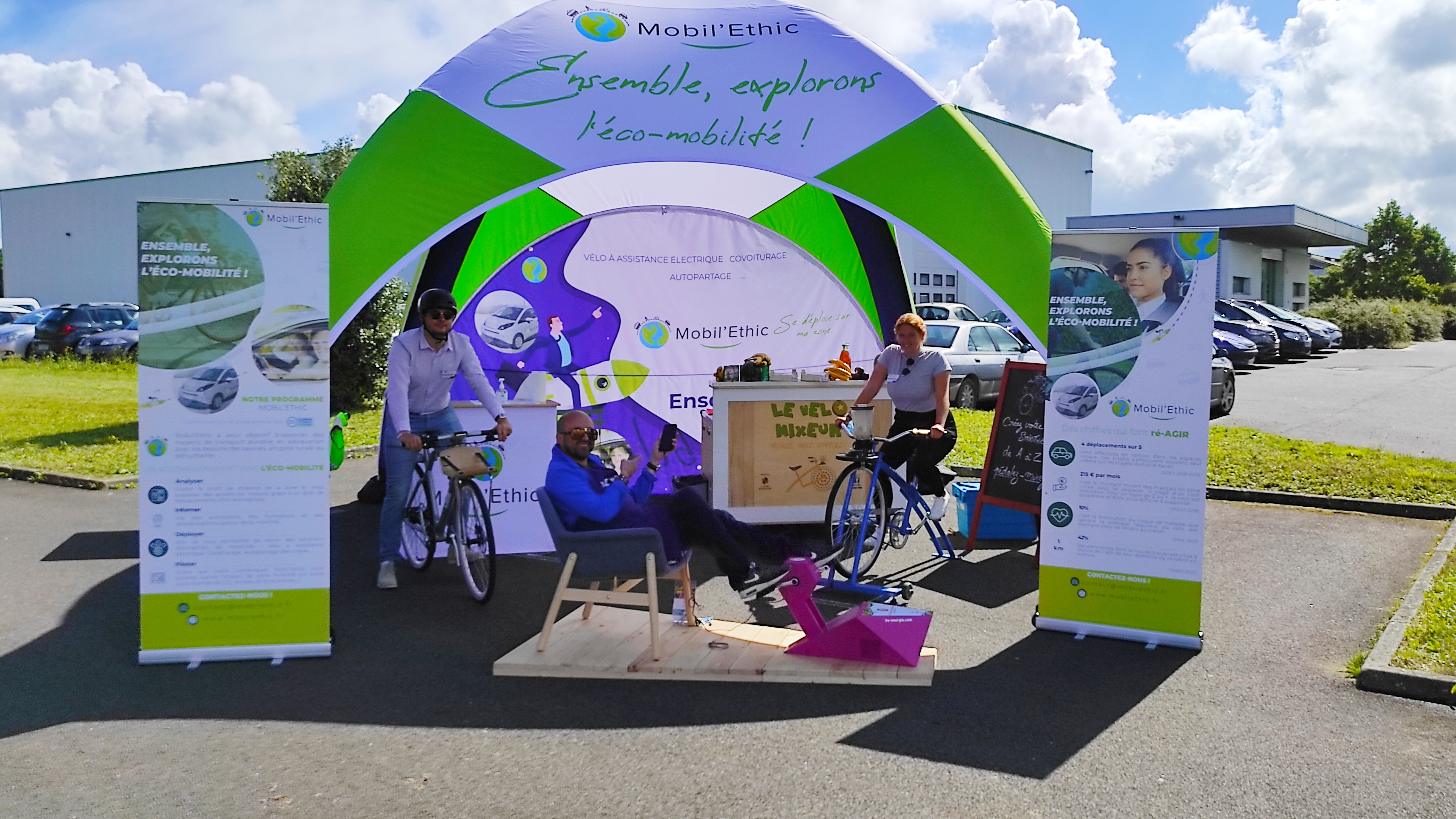 Stand Mobil'Ethic