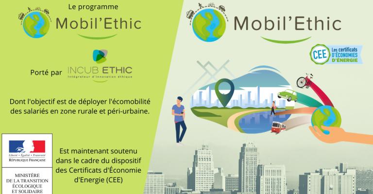 Mobil'Ethic nouveau programme d'économie d'énergie