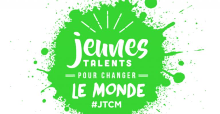 Logo du Programme Jeunes Talents pour Changer le Monde
